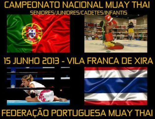 Campeonato Nacional Muay Thai